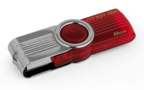 8 - 128GB USB Drive - Kingston DataTraveler